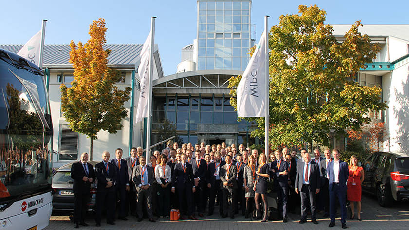 The Netherlands Economic Mission to Rhineland-Palatinate and Saarland stops at WIPOTEC