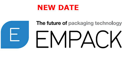 exhibition logo: EMPACK 2020