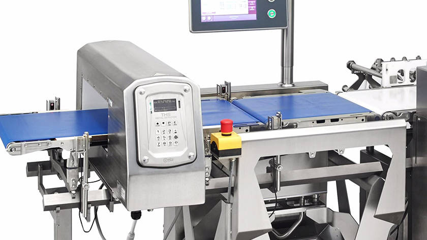 Food Inspection HC-M-WD-MDi Checkweigher