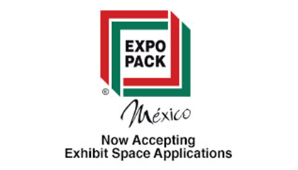 exhibition logo:ExpoPack, Mexico