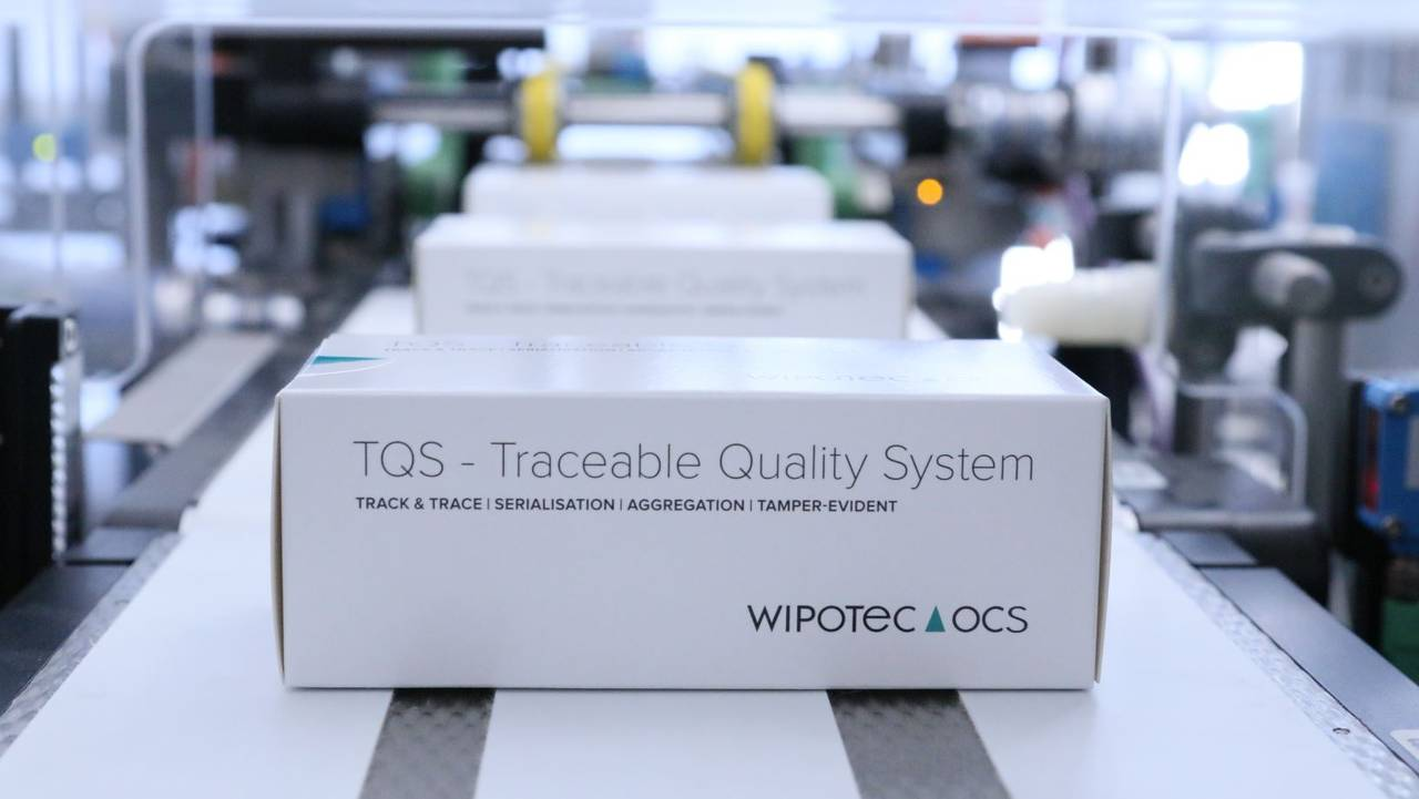 Aggregation Pharma | WIPOTEC-OCS