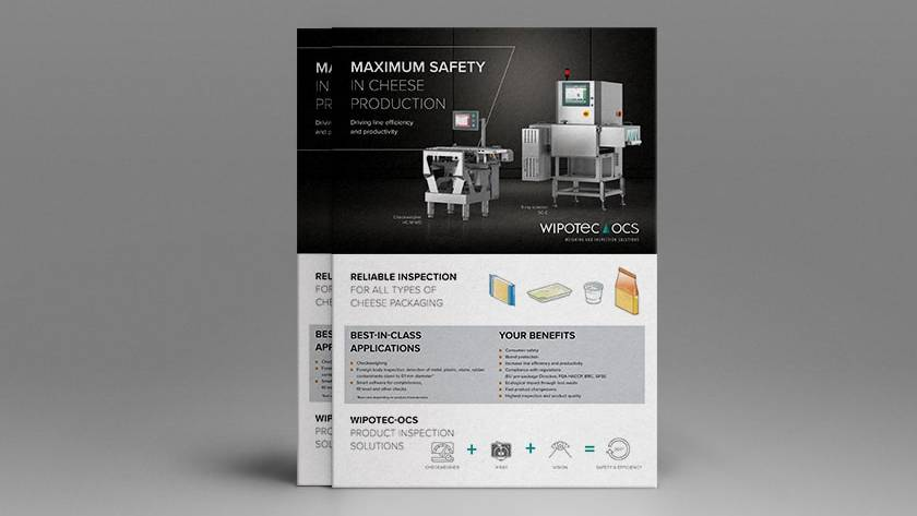 E-paper: Maximum safety in cheese production