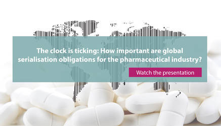 Serialisation Pharma: Requirements for pharmaceuticals | WIPOTEC-OCS