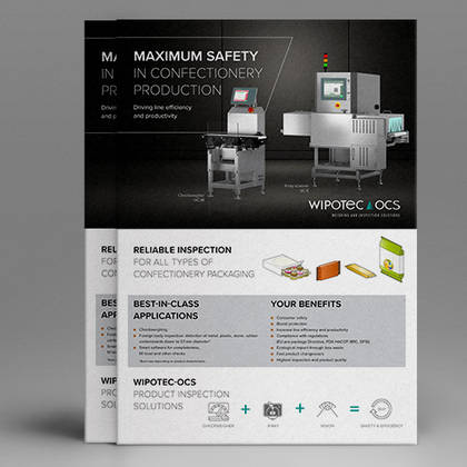 E-paper: Guaranteed Safety and Quality in Confectionery Production
