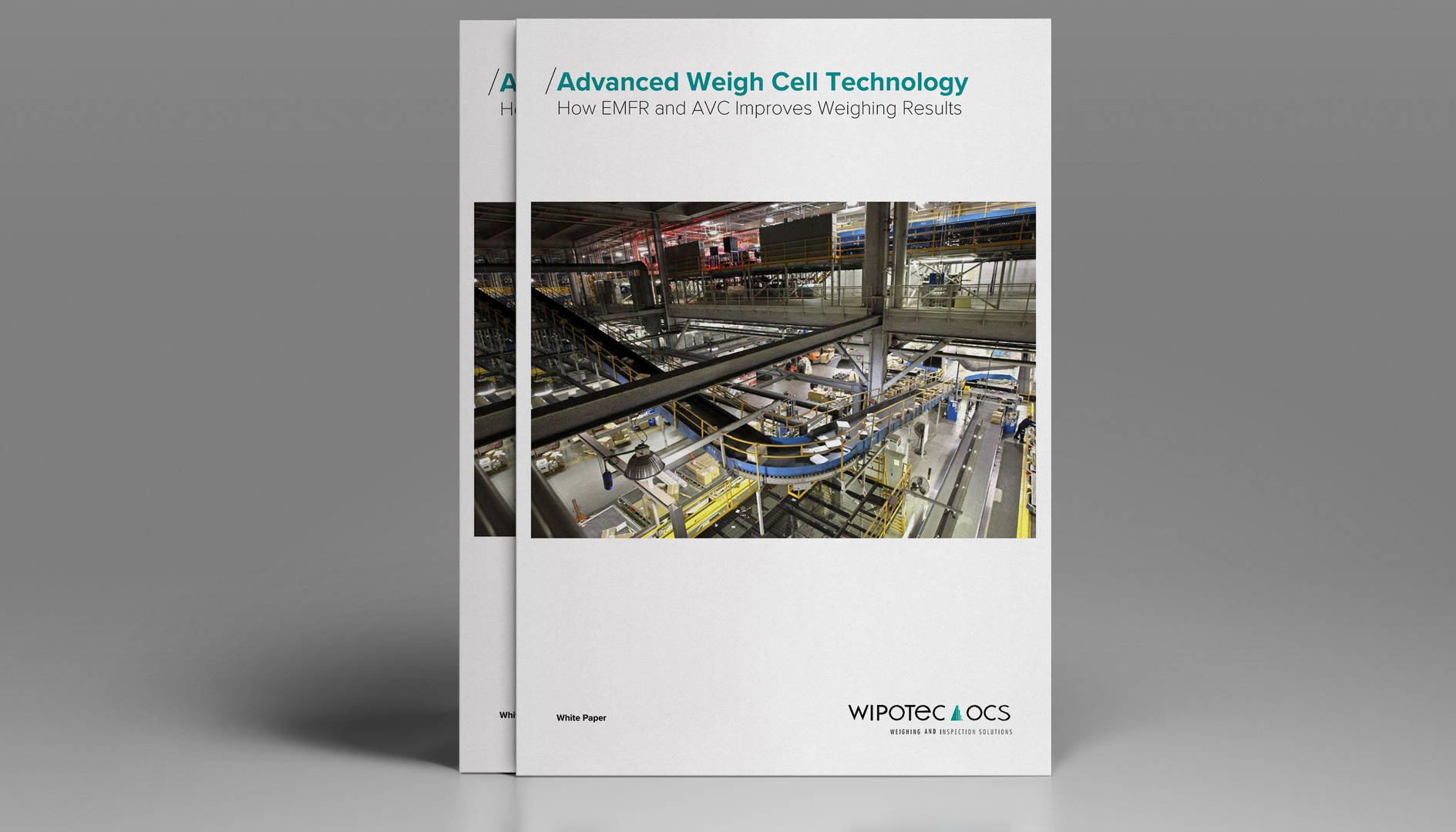 Advanced Weigh Cell Technology