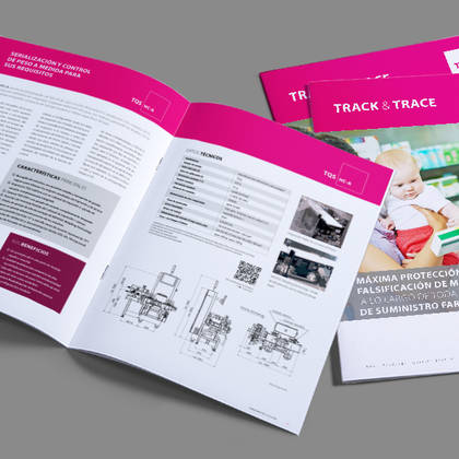 Folleto: Track & Trace Pharma