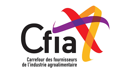 exhibition logo: Cfia, Rennes