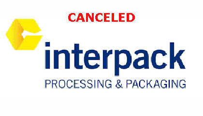 exhibition logo: interpack, Duesseldorf 2020/2021