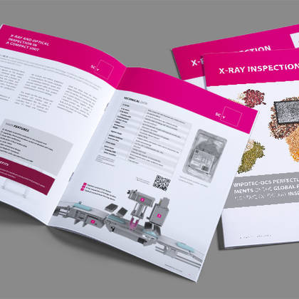 Brochure: X-ray and Vision inspection