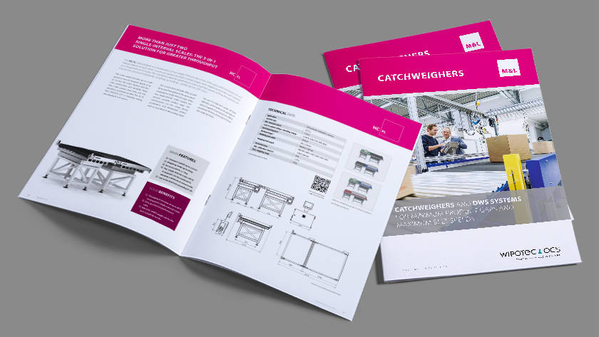Brochure catchweighers