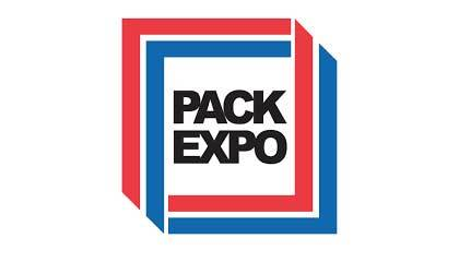 exhibition logo: Packexpo