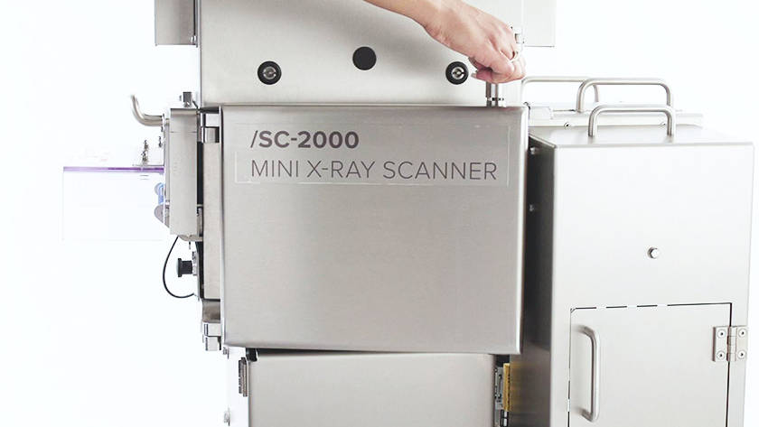 Product Inspection SC-2000 Mini X-Ray Scanner