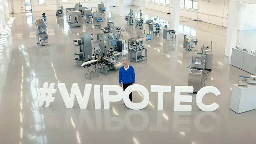 WIPOTEC Innovation Center @ interpack