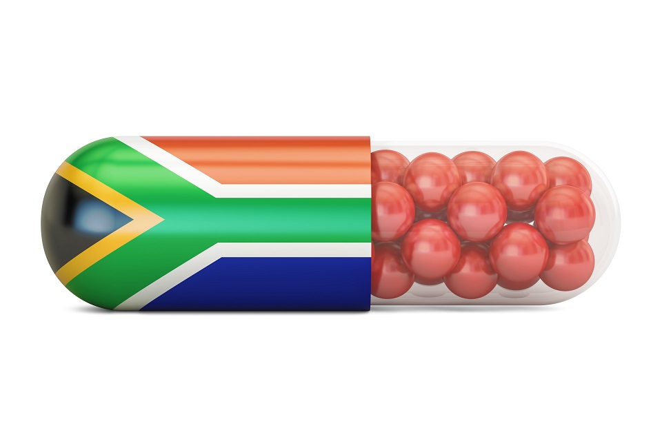 Serialisation start in South Africa