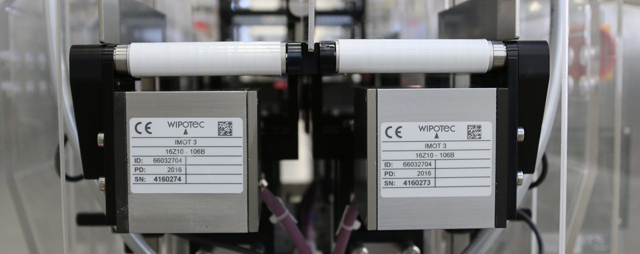 WIPOTEC EMFR weigh cell for checkweigher