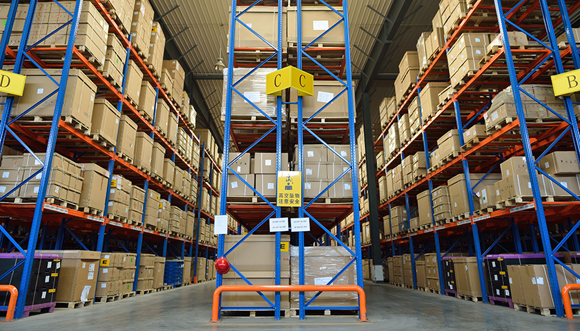 Dynamic weighing systems in intralogistics