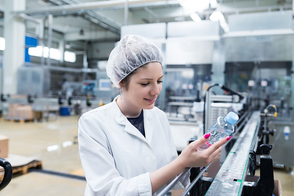 Inline quality assurance using dynamic checking and product inspection systems