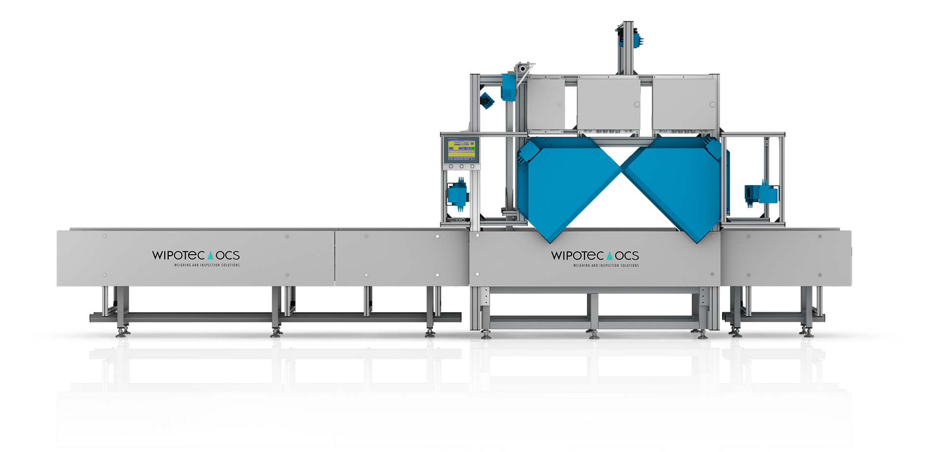 DWS Compact catchweigher