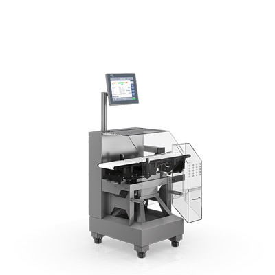 Highly precise, ultra-fast checkweigher solutions from WIPOTEC-OCS