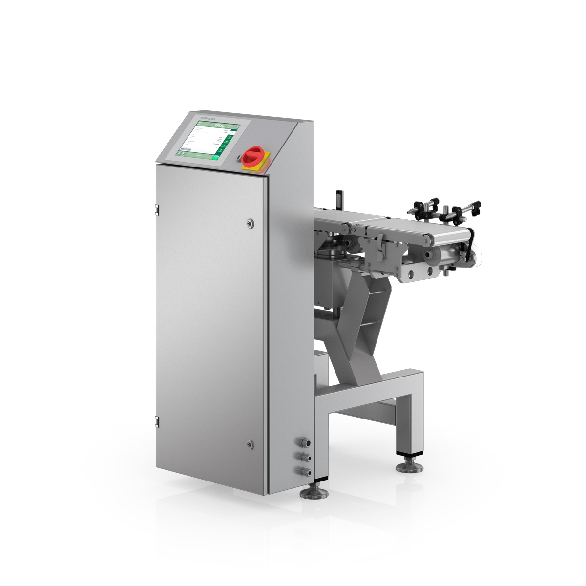 Checkweigher EC-E-VA right view