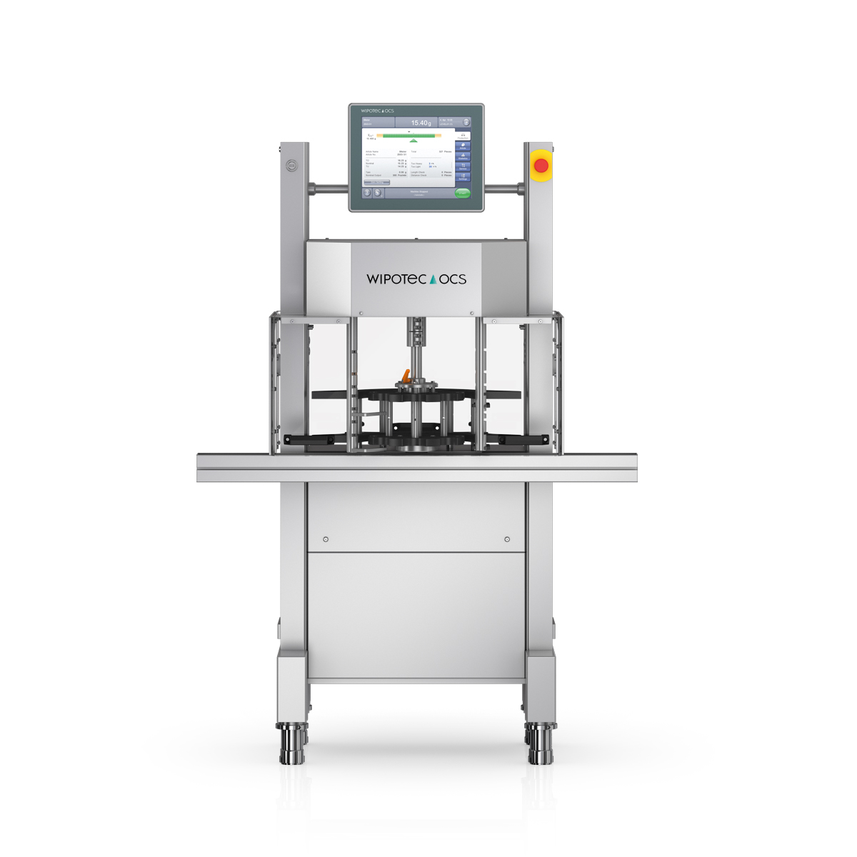 Checkweigher HC-A-IS front view