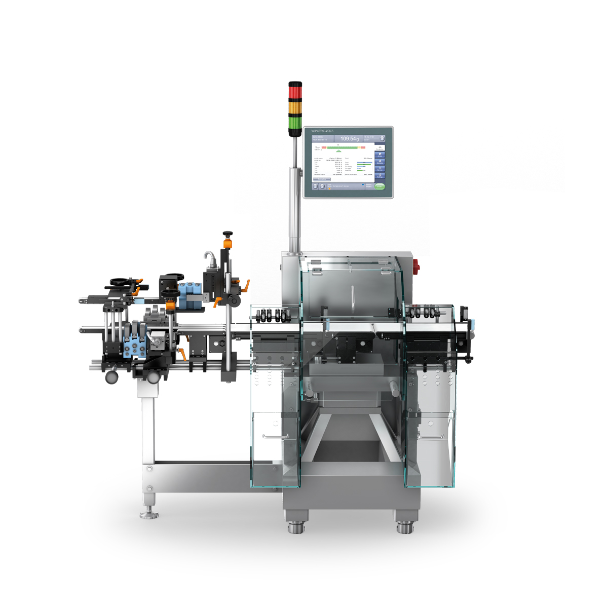Checkweigher HC-A-TQCC front view