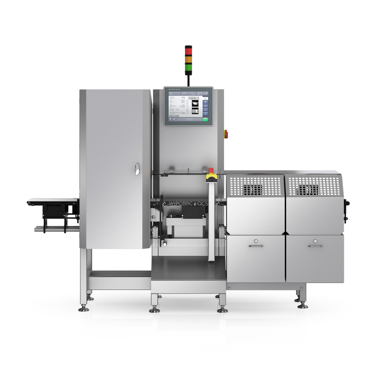 Checkweigher HC-A-V front view