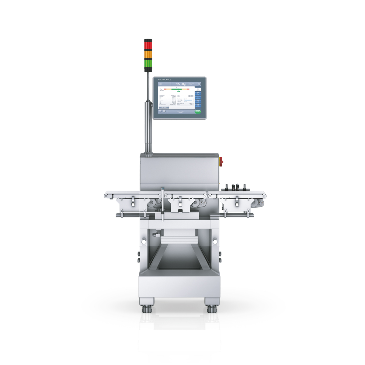 Checkweigher HC-A-VA front view