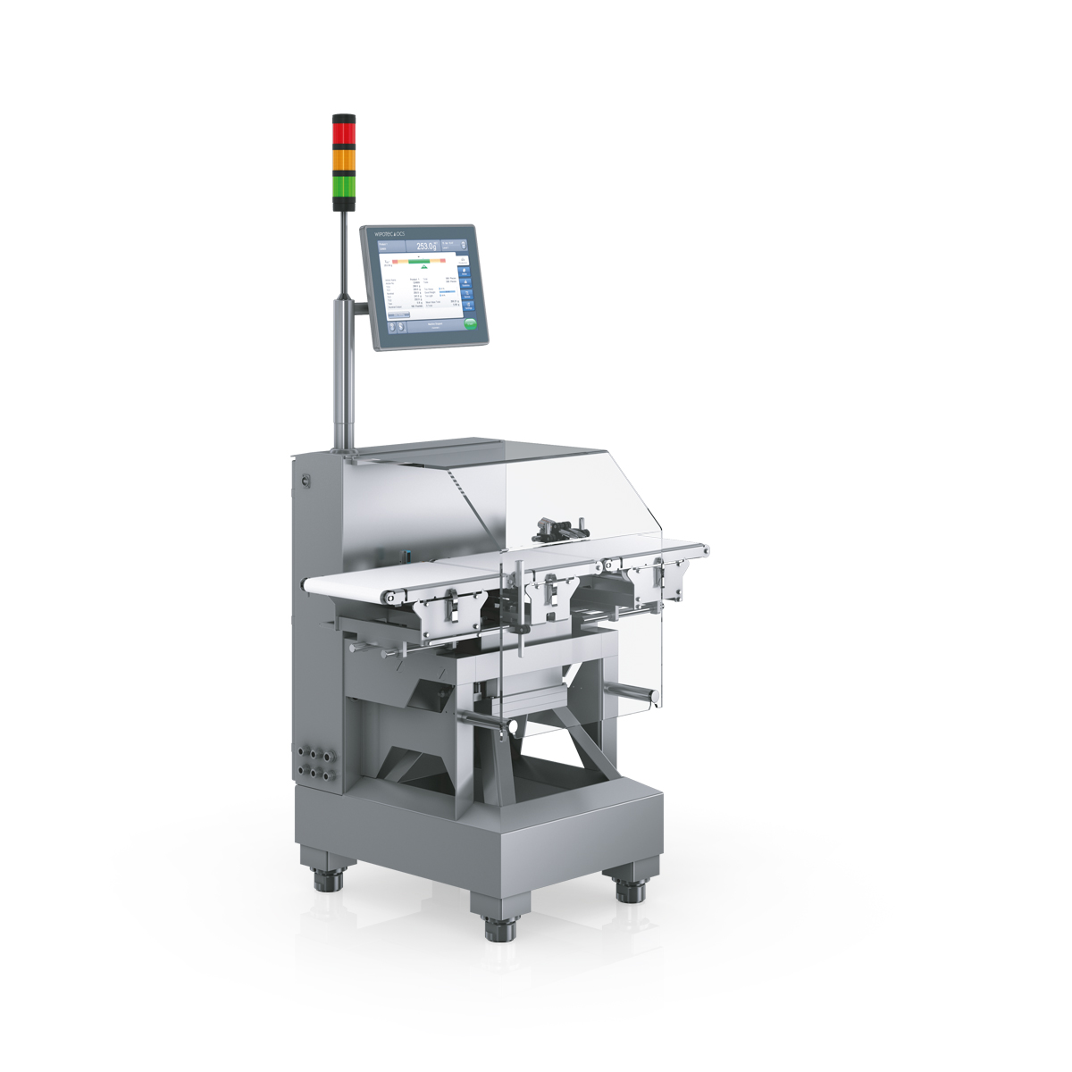 Checkweigher HC-A-VA left view