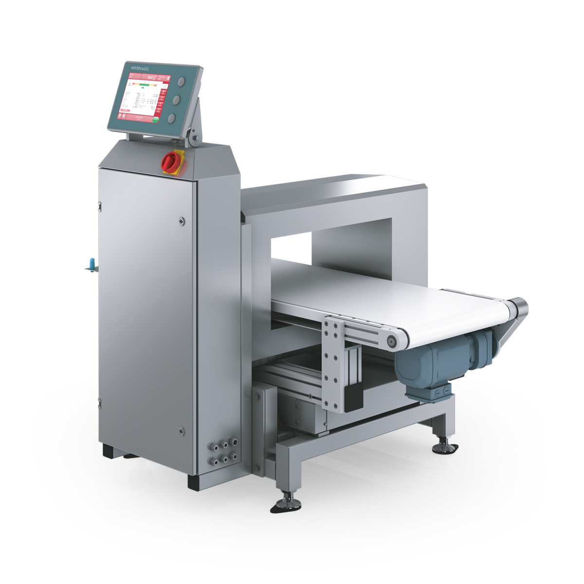 Checkweigher and metal detector HC-M-MDi-SL right view