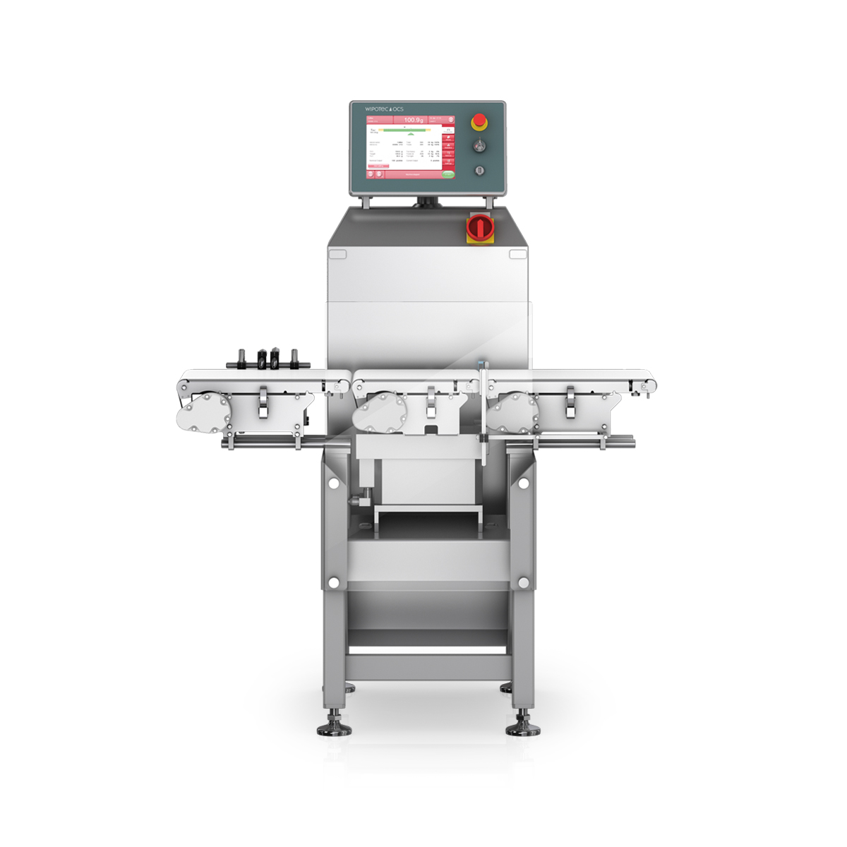 Checkweigher HC-M-VA front view