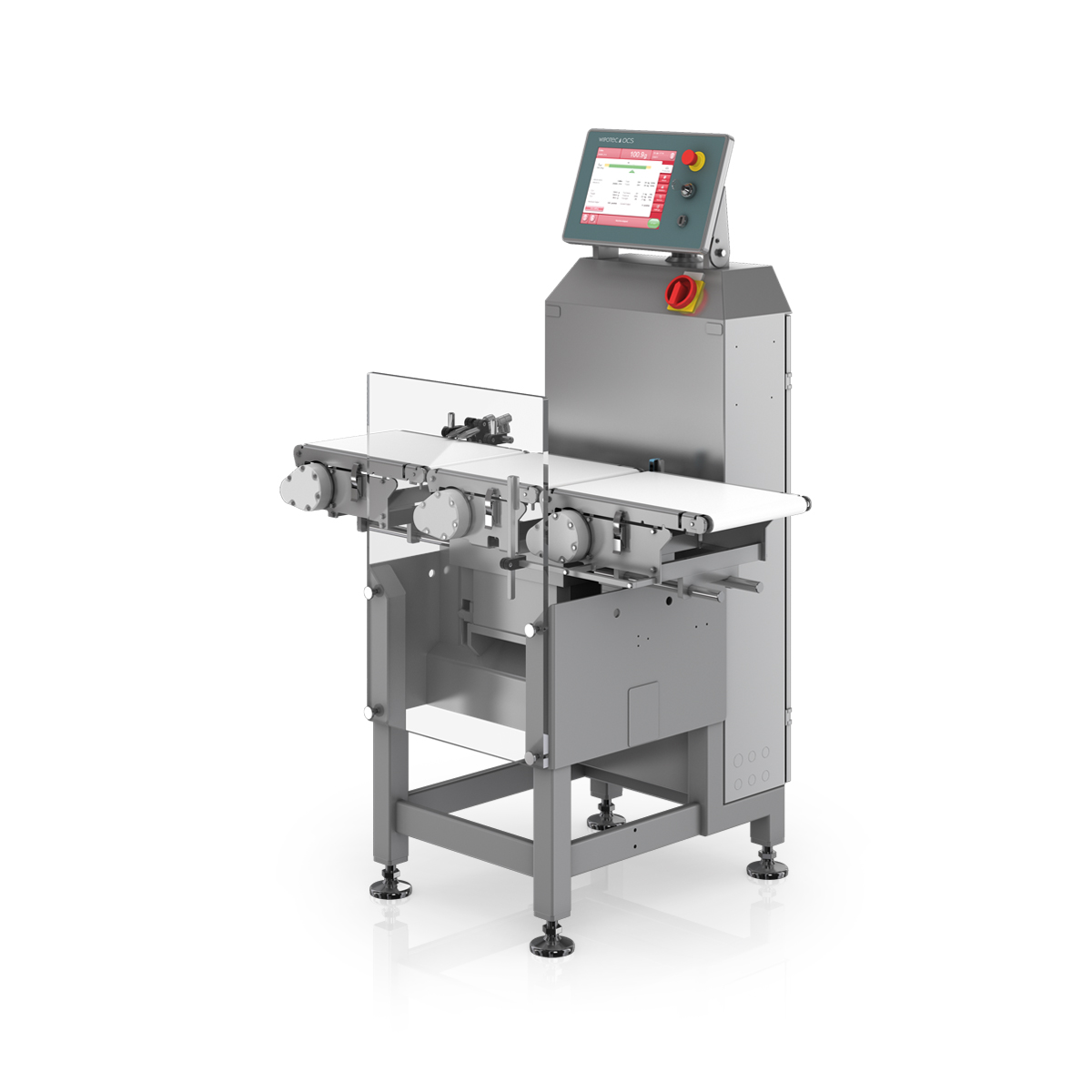 Checkweigher HC-M-VA right view