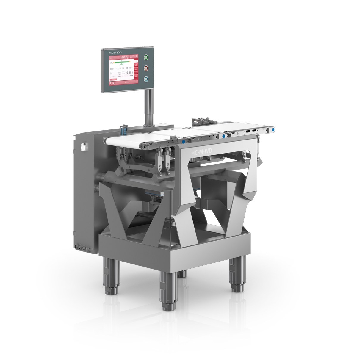 Checkweigher HC-M-WD left view