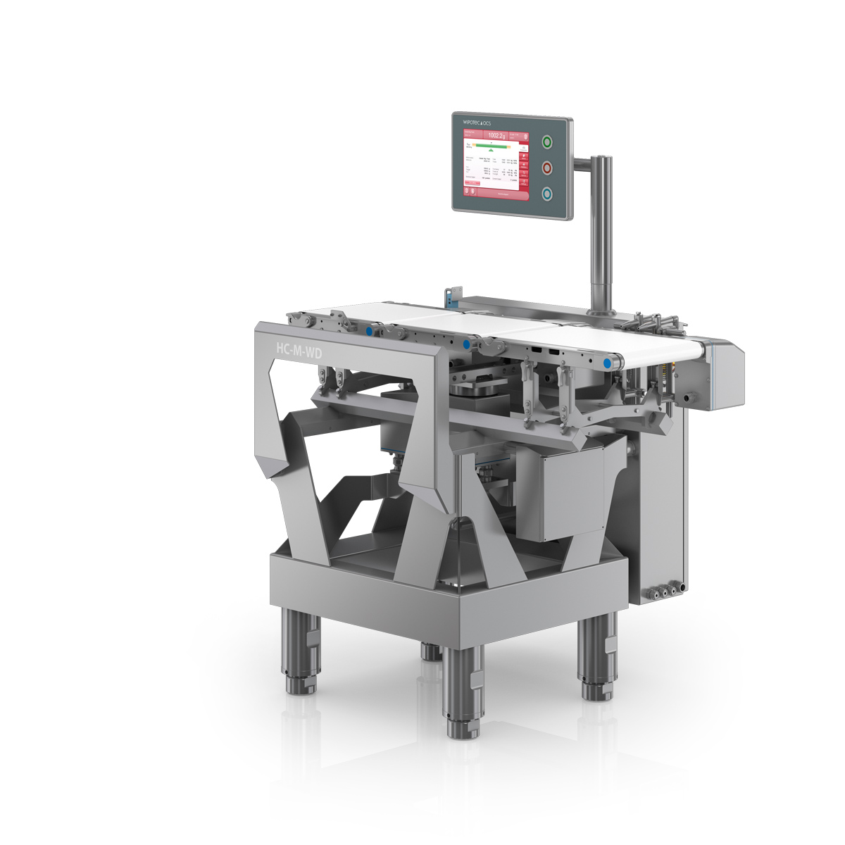 Checkweigher HC-M-WD right view