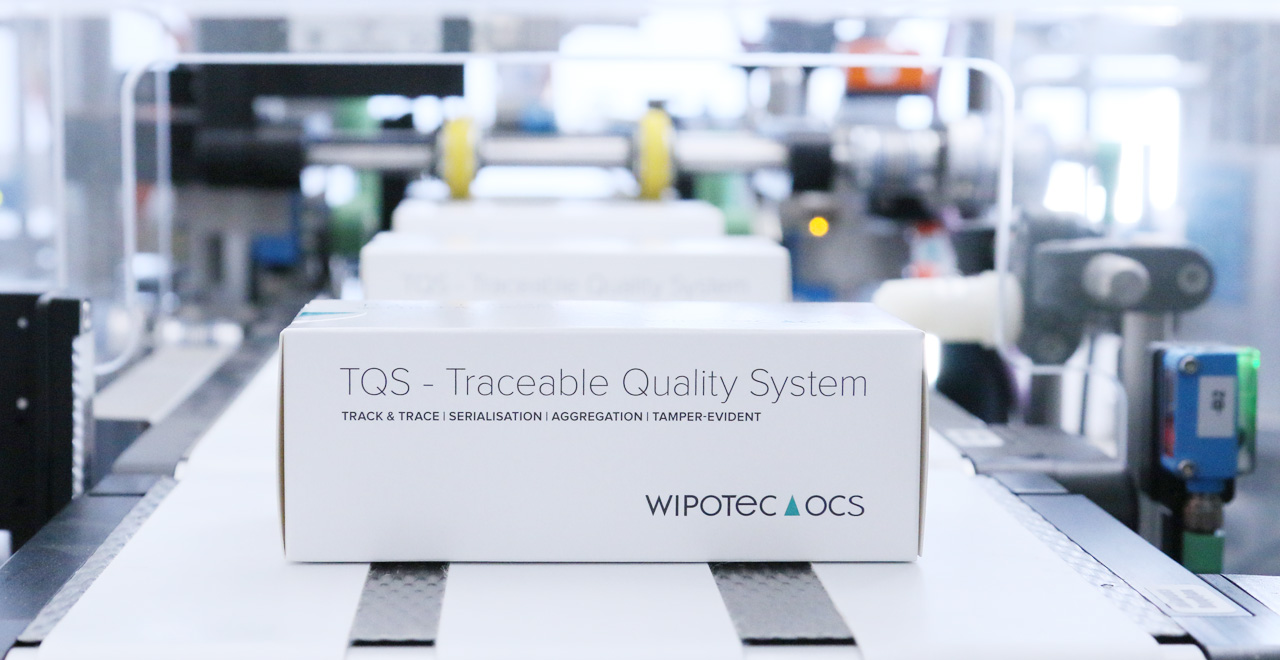 Traceable Quality System Pharma