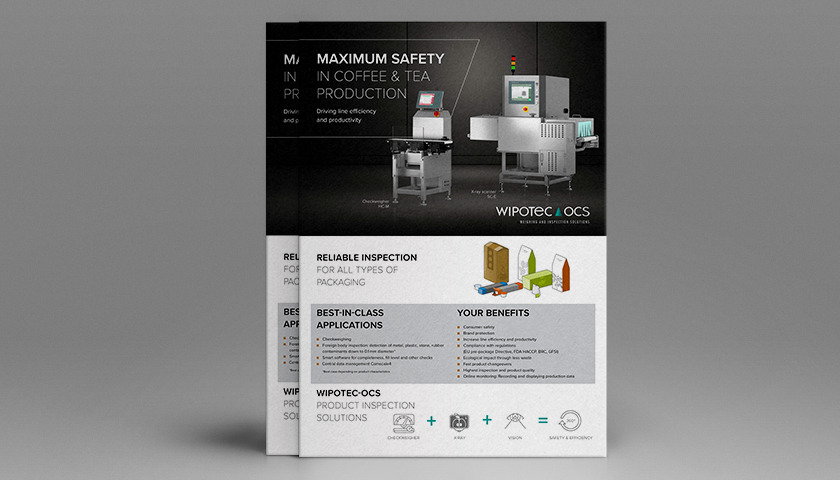E-paper: Guaranteed Safety and Quality in Coffee & Tea Production