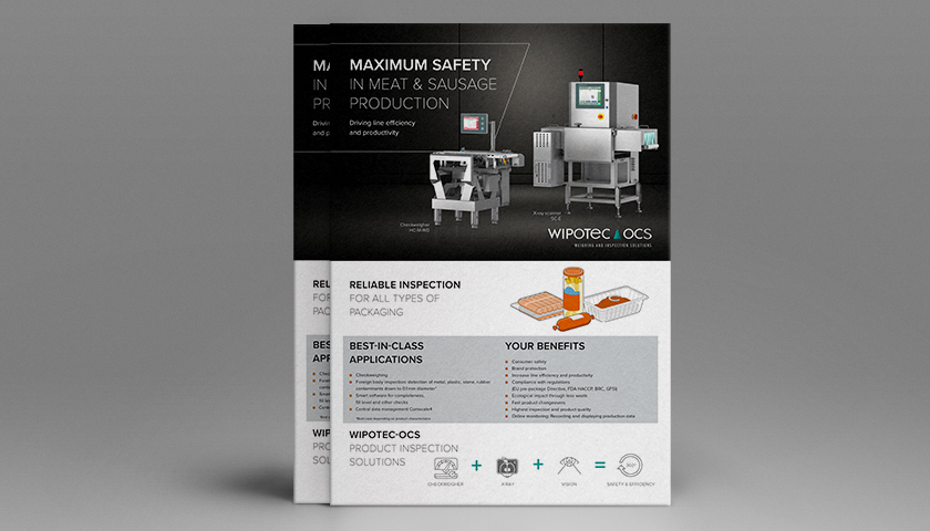 E-paper: Maximum safety in meat and sausage production