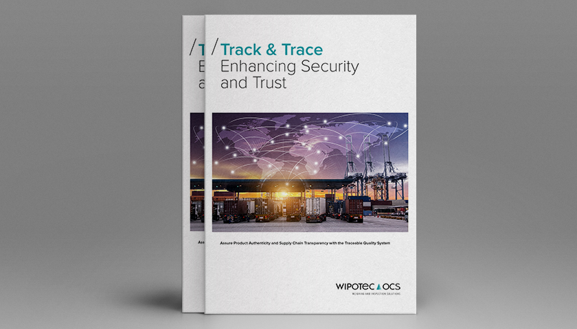 Track and Trace: Enhancing Security and Trust