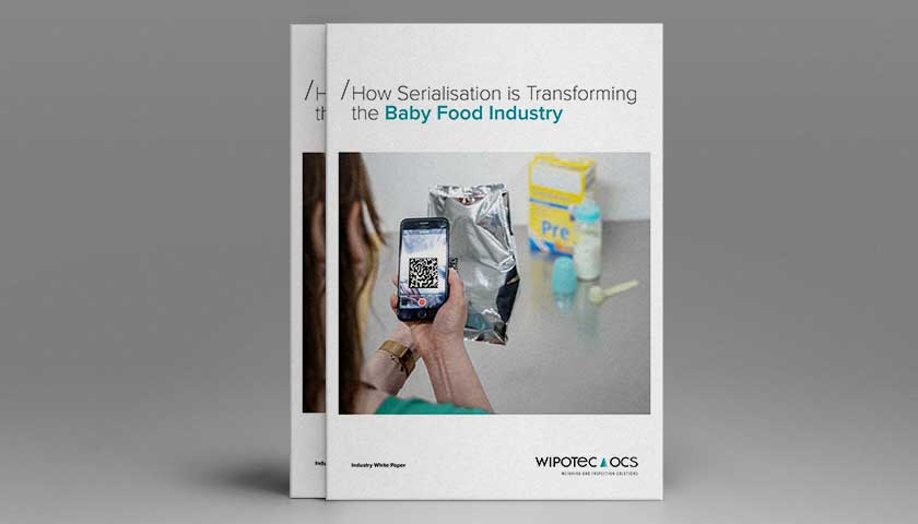 White Paper: How Serialisation Transforms the Baby Food Industry