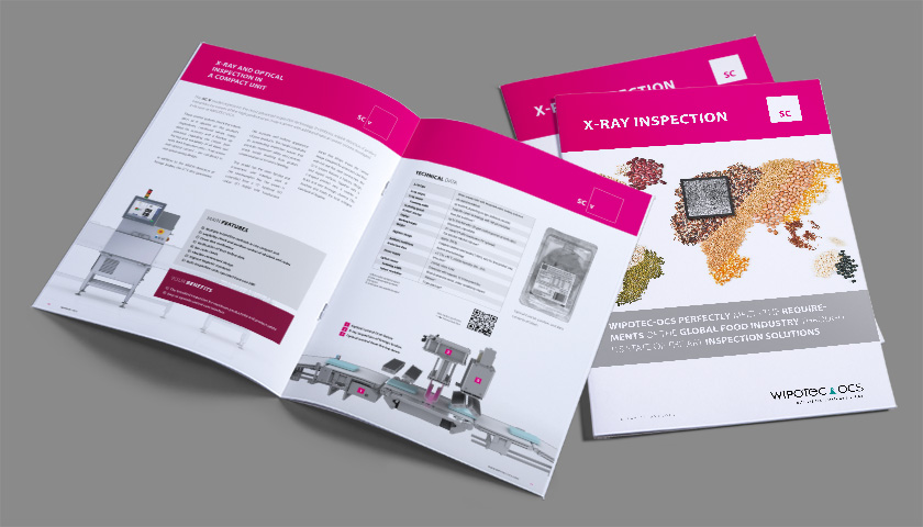Brochure: X-ray & Vision inspection