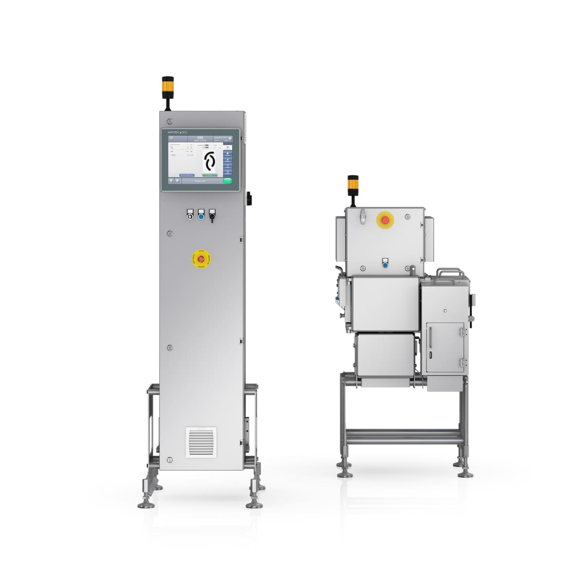 X-ray inspection system SC 2000 front