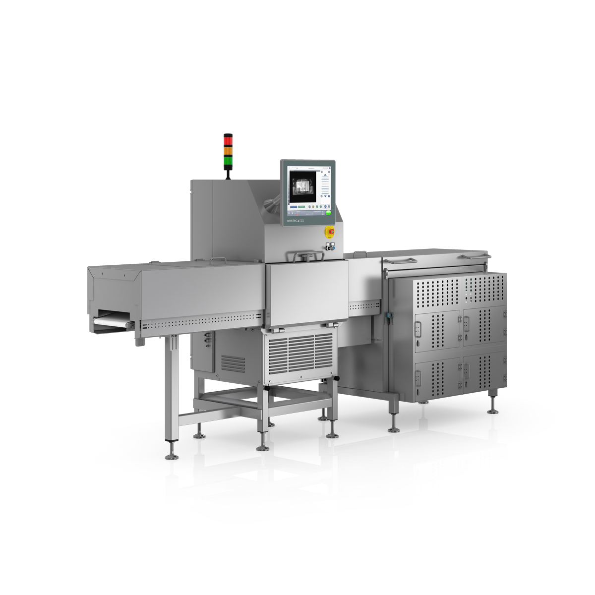 Checkweighing, X-ray and Vision Inspection | WIPOTEC-OCS