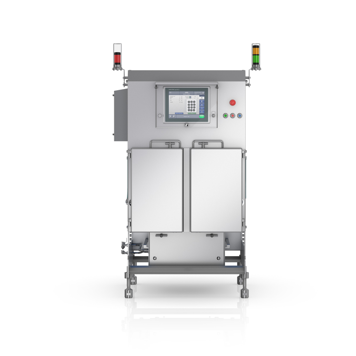 X-ray inspection system checkweigher SC-WD front view